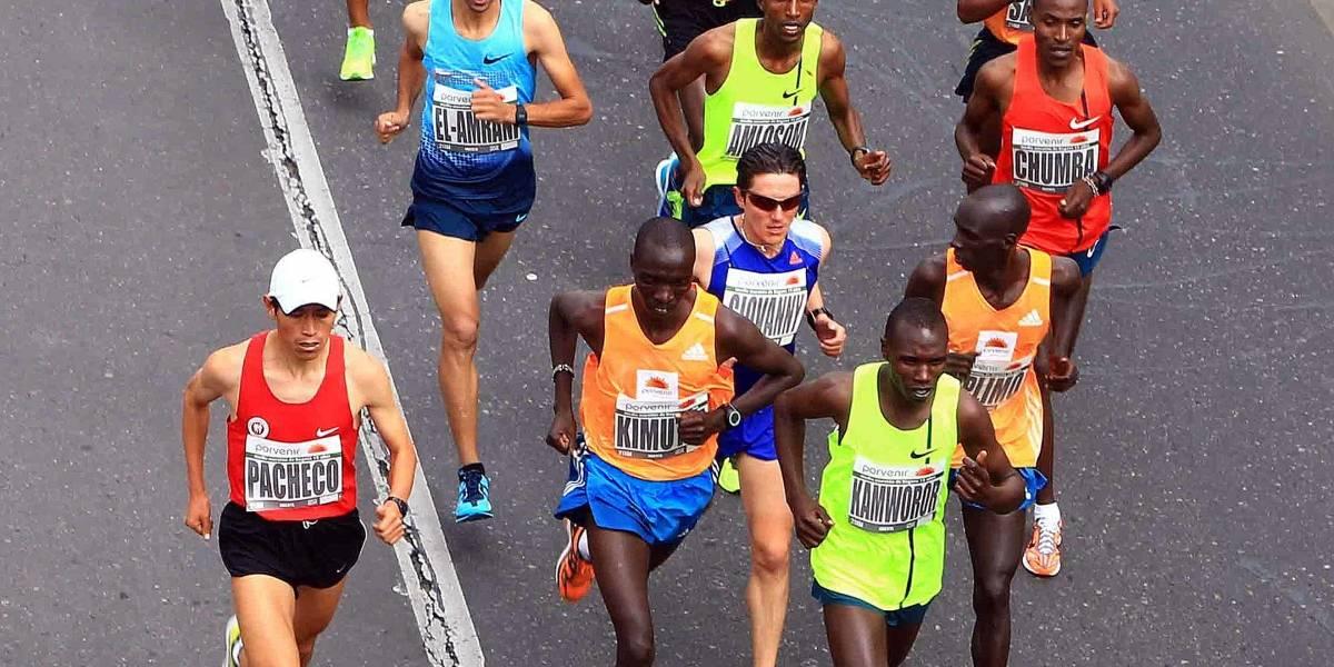 Atleta falleció al término de la accidentada Media Maratón de Medellín