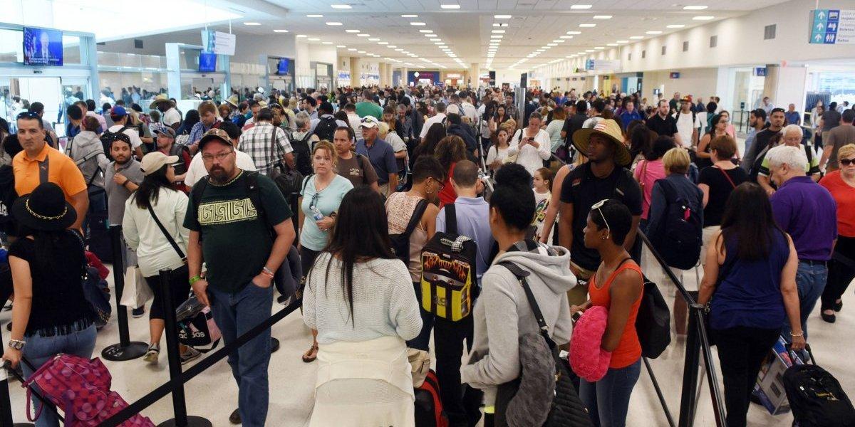 Covid-19: entran en vigor las multas en el aeropuerto pero permanecen dudas sobre ejecución