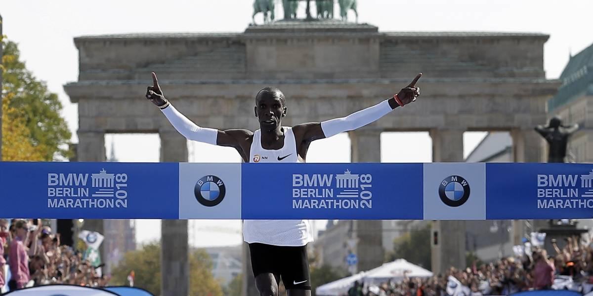 Eilud Kipchoge: el nuevo récord mundial de maratón apuesta por bajar la barrera de los dos minutos