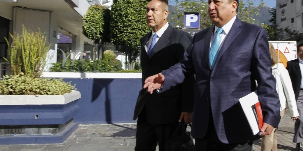 General Luis Castro dijo que orden de actuar el 30-S vino del expresidente Rafael Correa