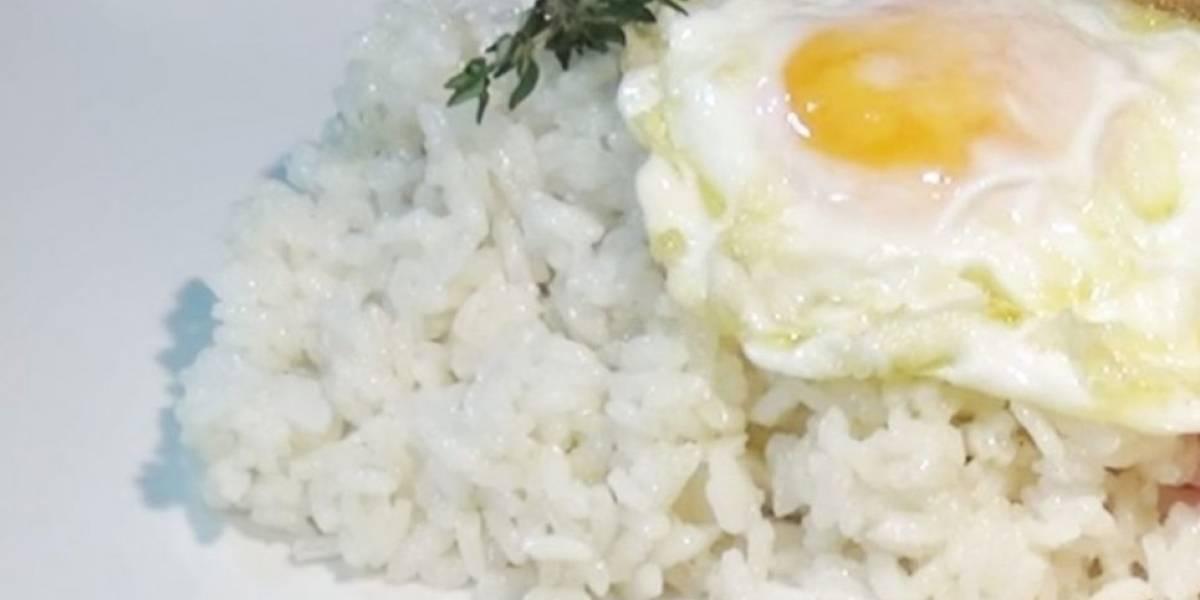 El arroz y el huevo, entre los alimentos que más han subido de precio