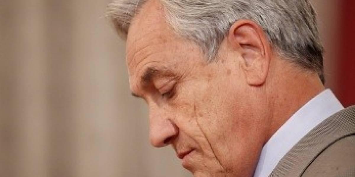 Desaprobación de Piñera vuelve a superar aprobación: Crisis de Quintero y Puchuncaví habrían influido en la opinión