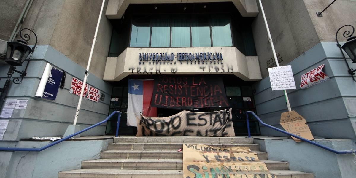 Por críticas a convenio con la Usach: Mineduc destituye a administrador de U. Iberoamericana
