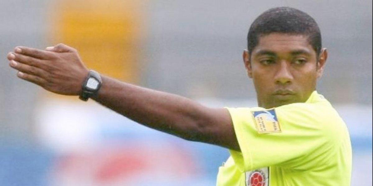 La fuerte acusación a Imer Machado por malos fallos contra Junior de Barranquilla