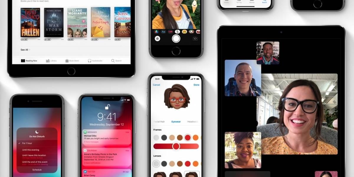 Hoy llega iOS 12.1 y estas son sus novedades