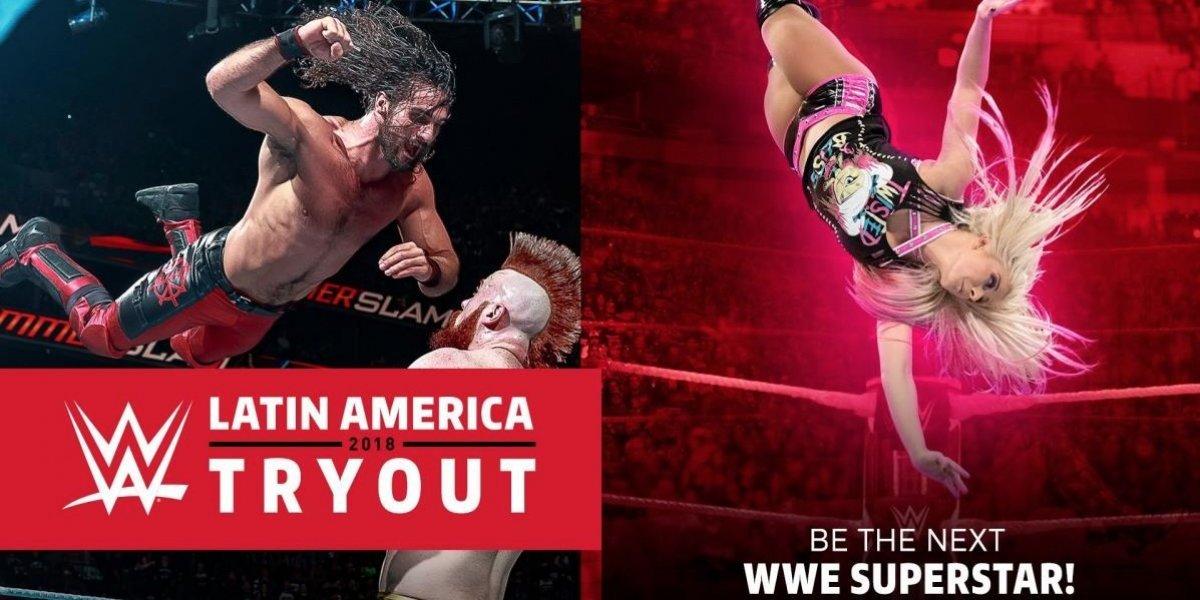 Por primera vez en la historia y las pruebas serán en Chile: WWE buscará luchadores en Latinoamérica y así puedes participar