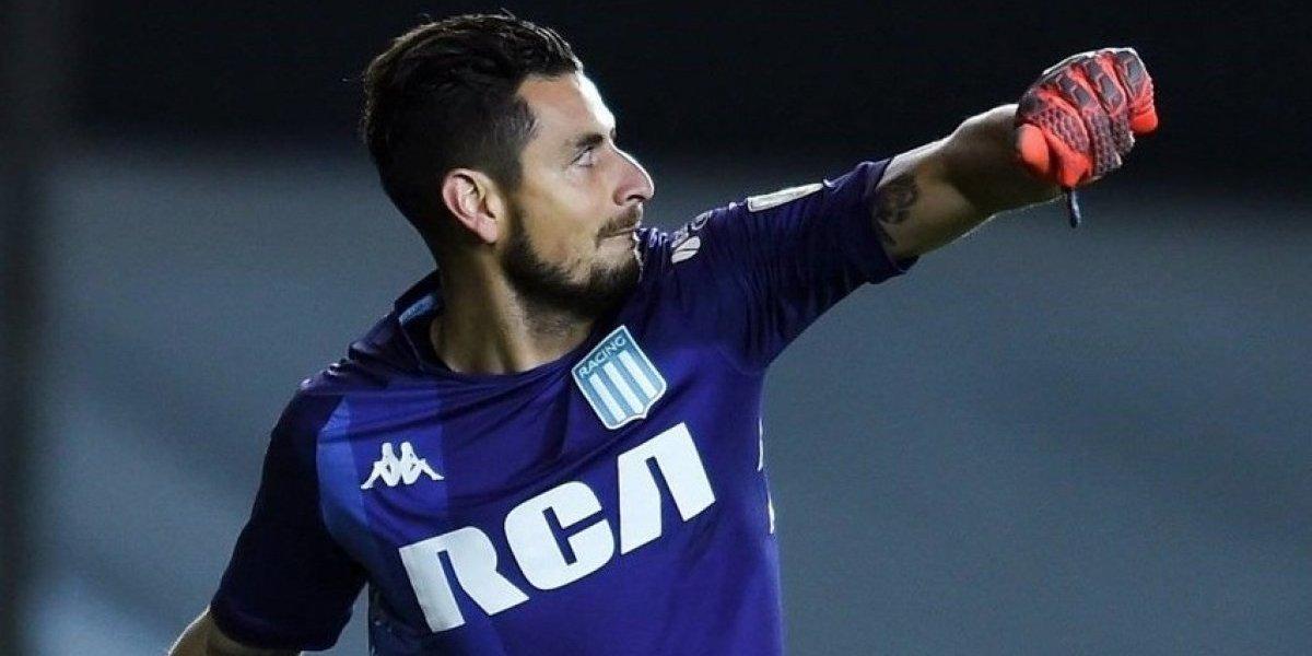 """Todo por la Roja: Gabriel Arias """"sufrió"""" el triunfo del Racing chileno en Argentina"""