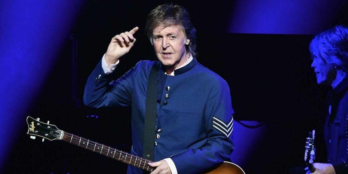 Paul McCartney logra su primer número uno en Estados Unidos