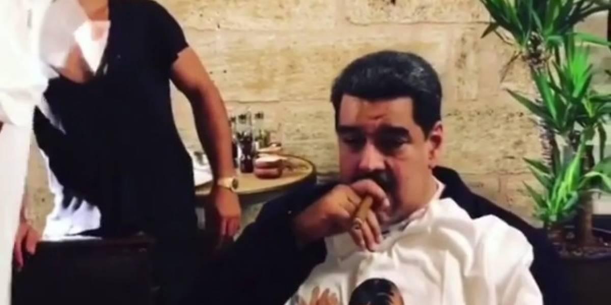 El video de Nicolás Maduro en Estambul que indigna a Venezuela