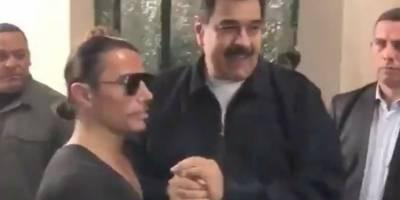 Video de Nicolás Maduro comiendo en exclusivo restaurante con el chef Salt Bae