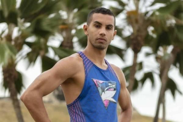 Olímpico ganador del Desafío Súper Humanos