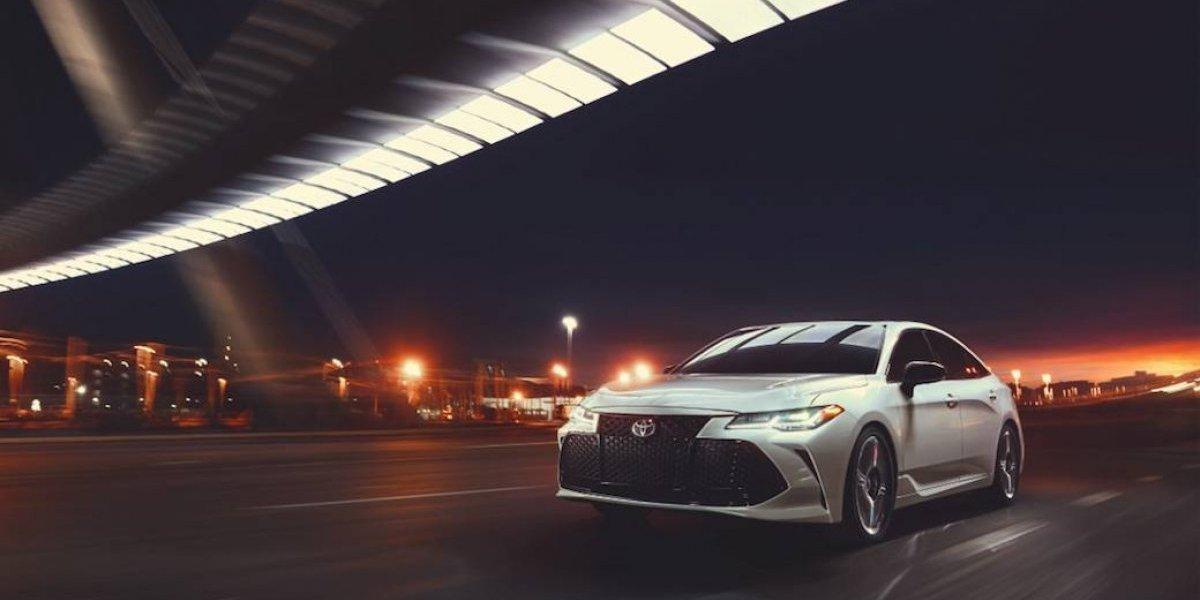 Prueba de manejo: Toyota Avalon 2019