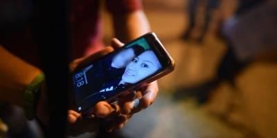celular que llevaba supuesta agente de PNC en Corte de Constitucionalidad