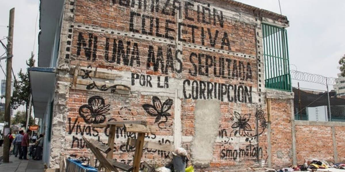 A un año del sismo, Chimalpopoca pasó de monumento a basurero