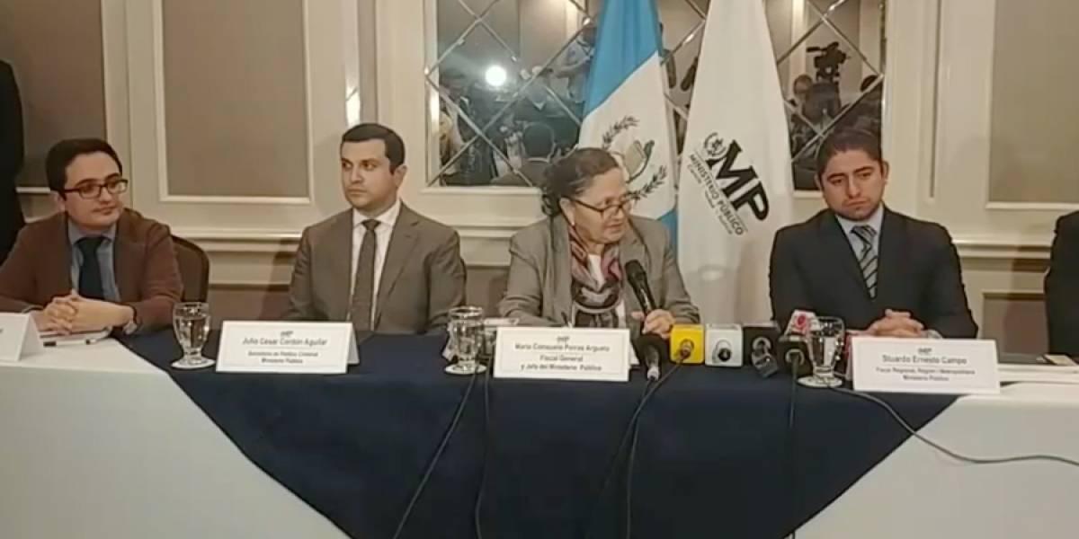 """Fiscal General explica actuar del MP ante resolución de CC y explota al ser """"cuestionada por pasividad"""""""