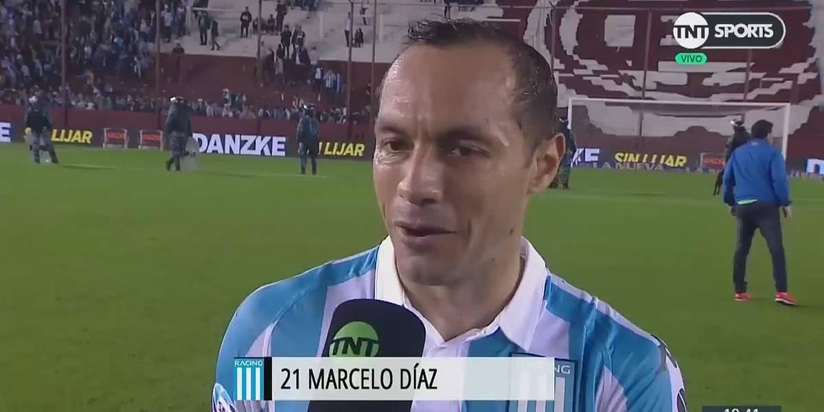 """""""Hace todo bien, es un estratega"""": Marcelo Díaz deslumbra a todos y se llena de elogios en Argentina"""