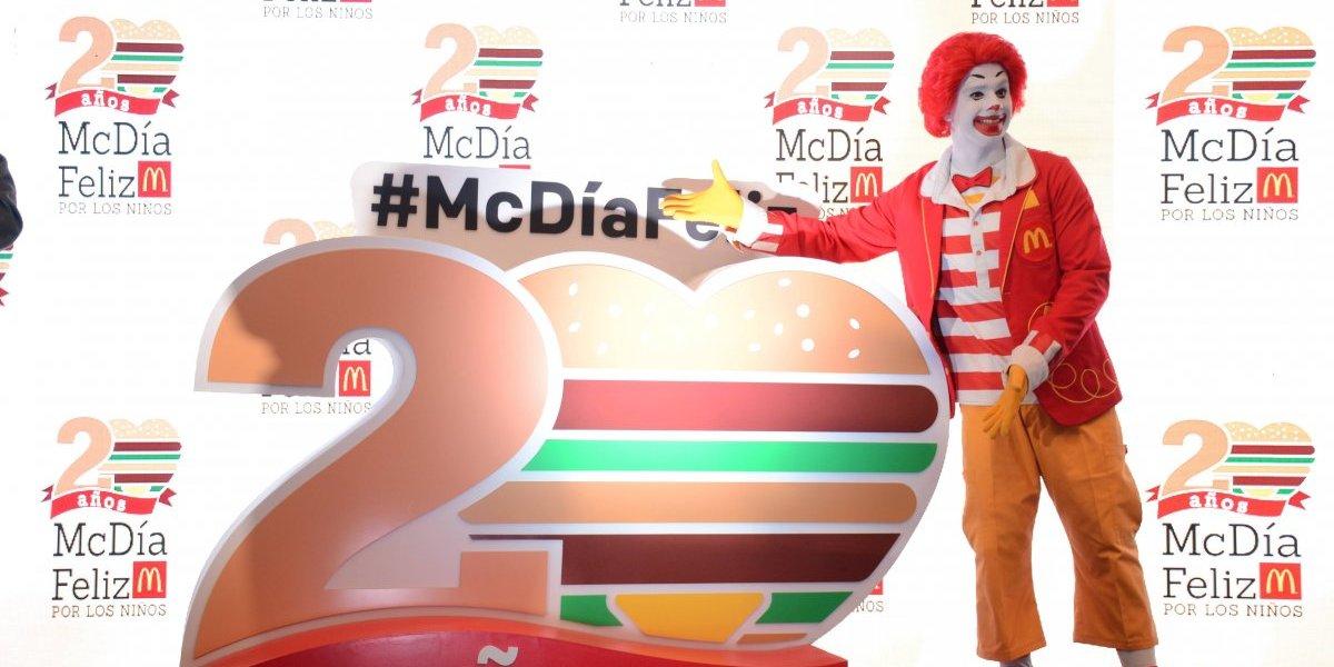 Demuestra cuántas Big Mac puedes comer en el próximo McDía Feliz