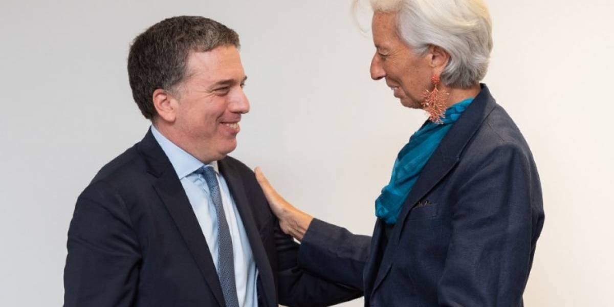 "FMI señala ""avances importantes"" en negociación con Argentina"