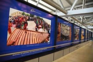 Fotografías de Guatemala, captadas por Ricky López dan la bienvenida en Aeropuerto La Aurora
