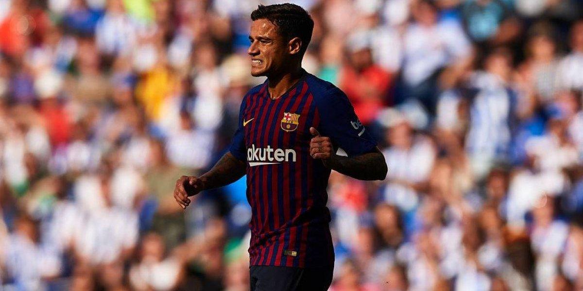"""Coutinho se lamenta en el Barça: """"Es difícil de explicar por qué Messi no ha ganado más Champions"""""""