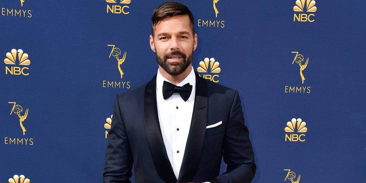 Fotos: Así desfilaron los famosos en la alfombra roja de los Emmy Awards