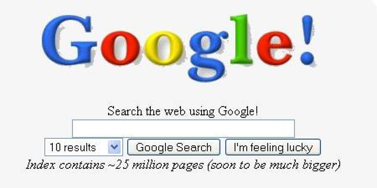 Este es el verdadero significado de la palabra Google
