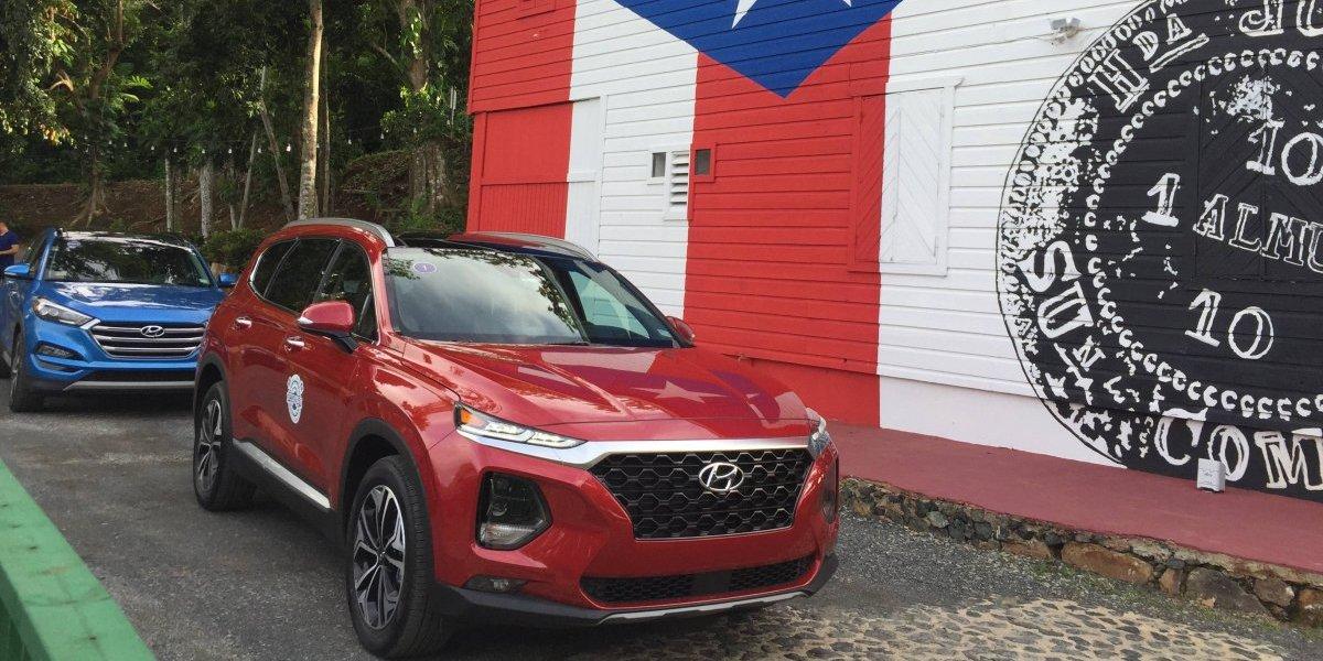 Hyundai estrena la rediseñada Santa Fe 2019