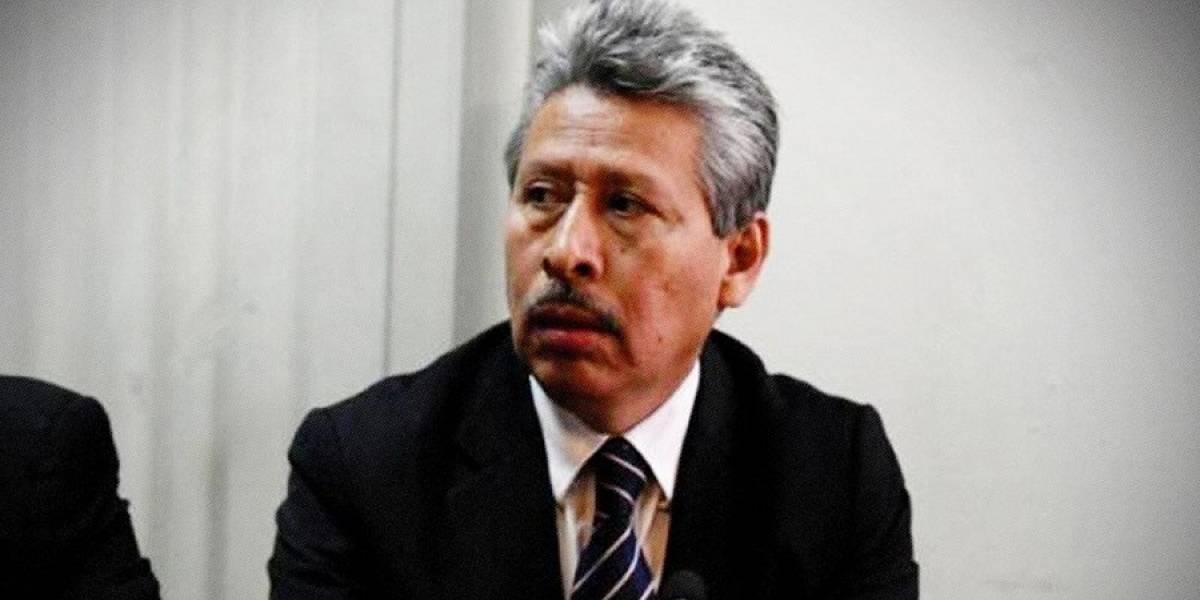 Exdiputado Jorge Arévalo es condenado a cinco años de prisión conmutables