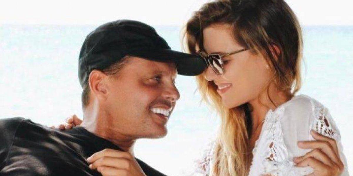 Critican a Luis Miguel por tener una novia idéntica a su hija, Michelle Salas