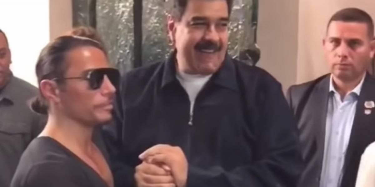 "VIDEO. Banquete de Maduro en restaurante de famoso chef ""Salt Bae"" indigna a venezolanos"