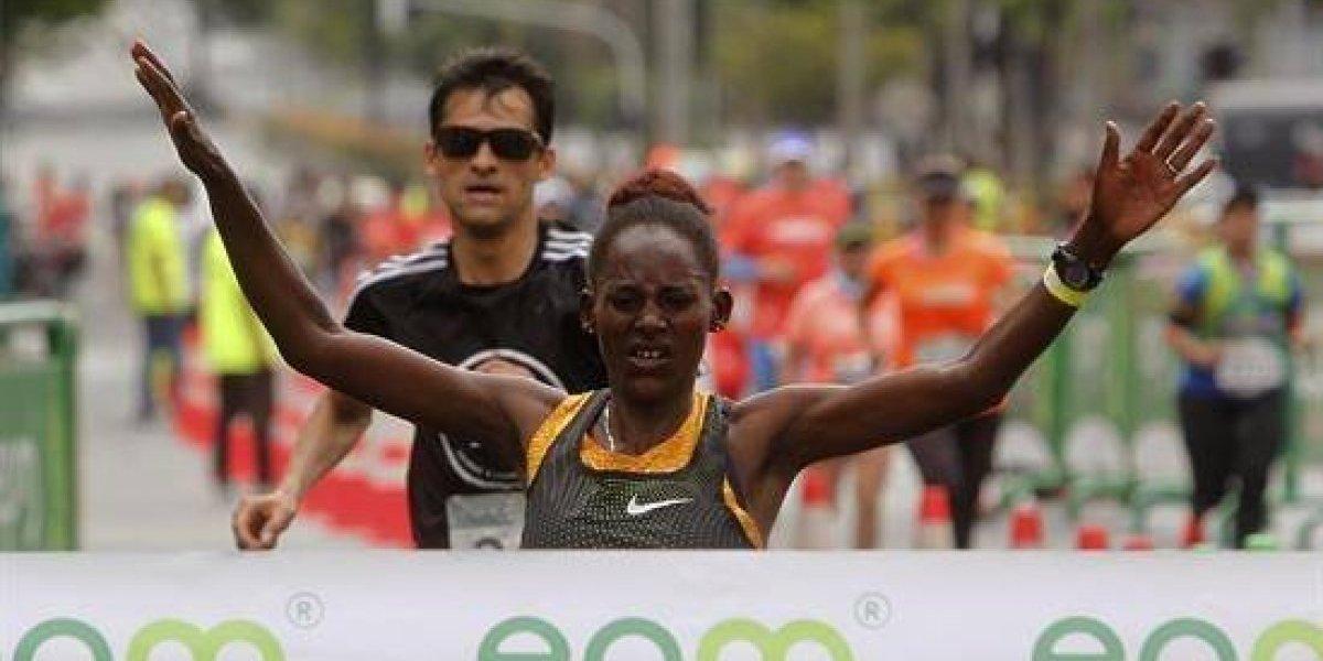 Lo que se sabe del atleta que murió al cruzar la meta en la Maratón de Medellín