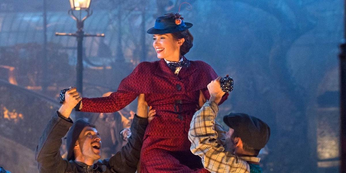 El regreso de Mary Poppins - trailer con Emily Blunt