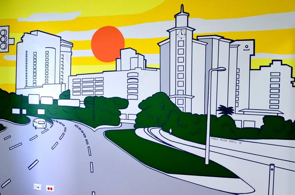 Arte realizado por Paola Bueso Vadell Dennis Jones / Metro Puerto Rico
