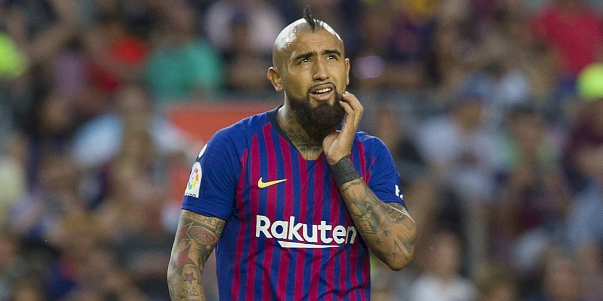 """El renovado Arturo Vidal 2.0. convence en Barcelona: """"Se lleva bien con todos, es un guasón"""""""