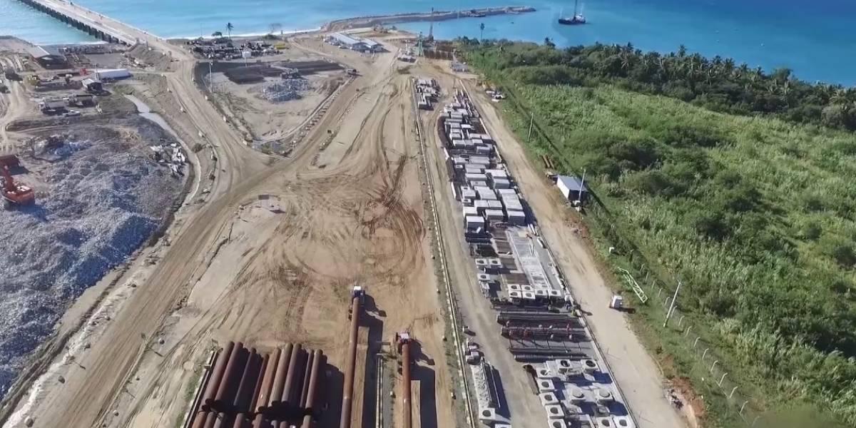 Polémico acuerdo para terminar Punta Catalina