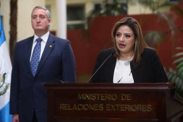 Sandra Jovel sobre nuevo jefe de CICIG