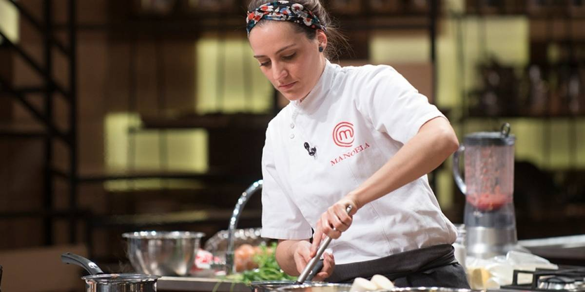MasterChef Profissionais: 'parece que falta gastronomia', diz Paola para Manoela
