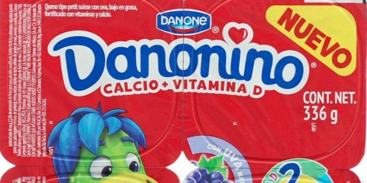 Redes enloquecen al descubrir que el Danonino... ¡es queso!