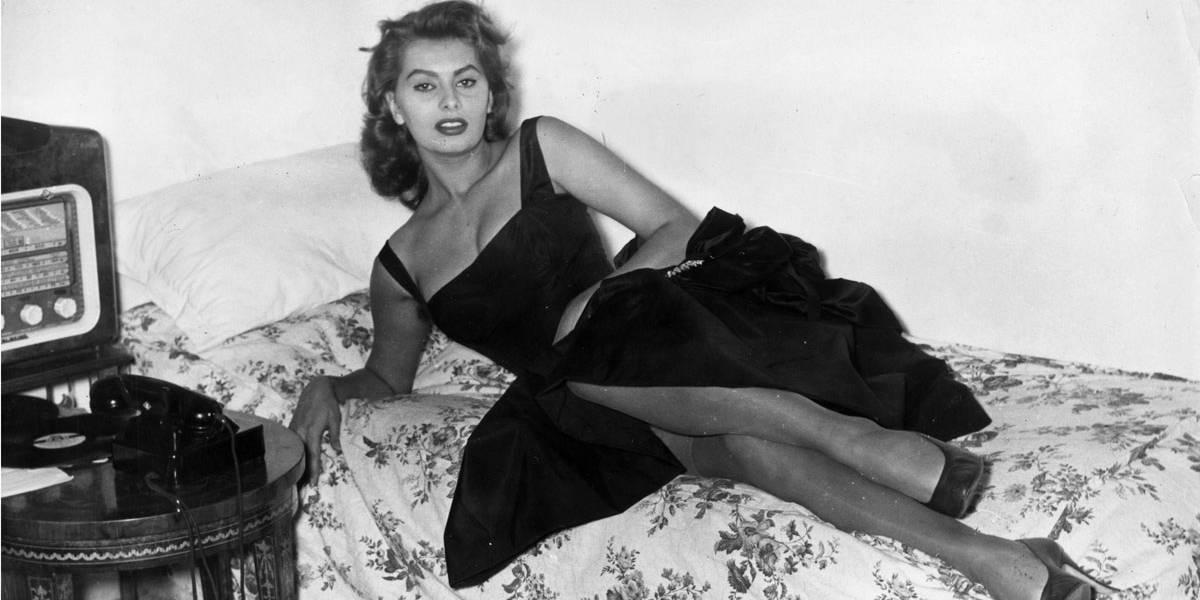 Grátis: Sophia Loren é homenageada no Festival de Cinema Italiano, no MIS