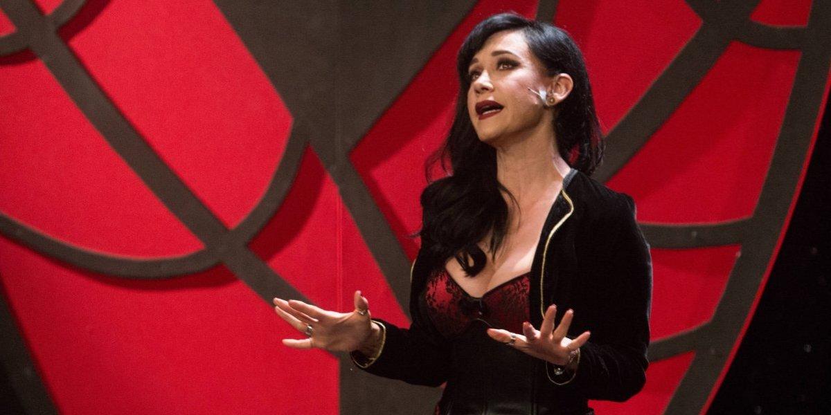 Destrozan a Susana Zabaleta por su interpretación en La Academia