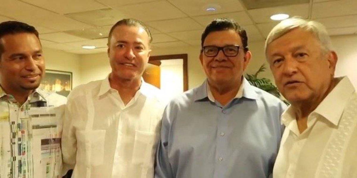 VIDEO: AMLO manda mensaje de bienvenida para Diego Armando Maradona