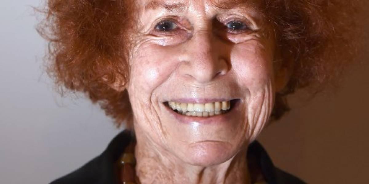 Muere cineasta francesa Marceline Loridan-Ivens