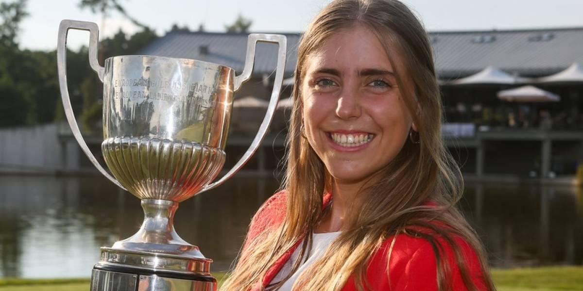 Asesinan en un campo de golf de Estados Unidos a Celia Barquín Arozamena, golfista española de 22 años y campeona amateur de Europa