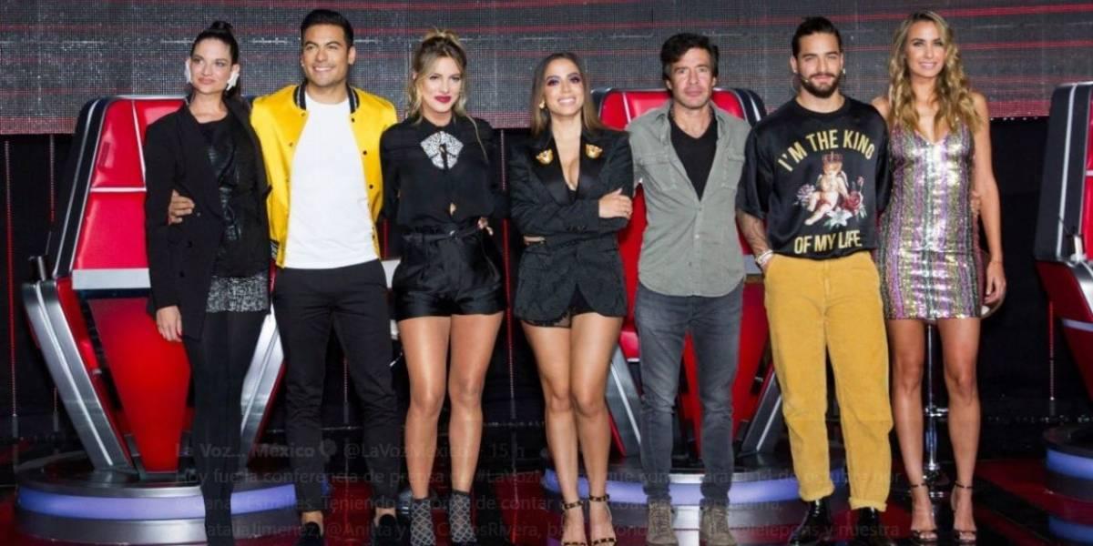 Adelantan estreno de La Voz... México