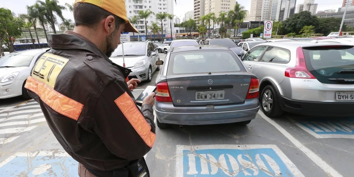 SP fará blitze de vaga reservada em shoppings