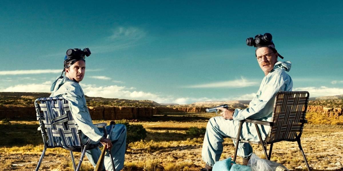Breaking Bad: Aaron Paul e Bryan Cranston provocam fãs novamente