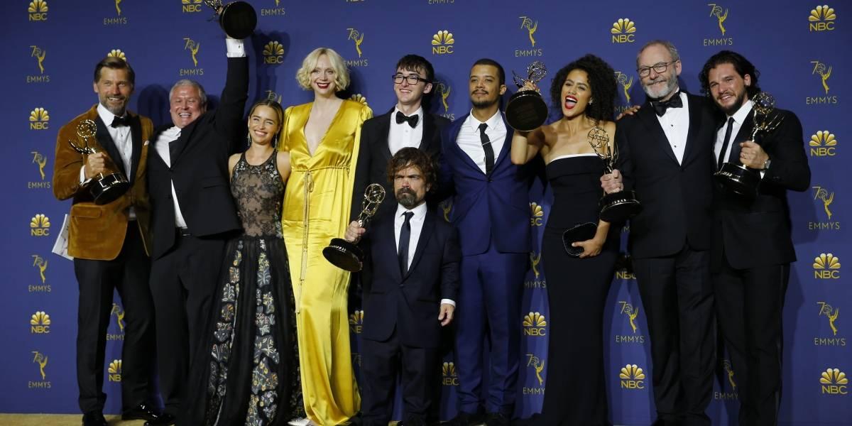 Destaque no Emmy 2018, Game of Thrones foi a série mais procurada na internet
