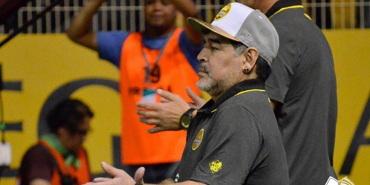 La locura por Diego Maradona en Sinaloa no para: ahora le compusieron un corrido en su honor