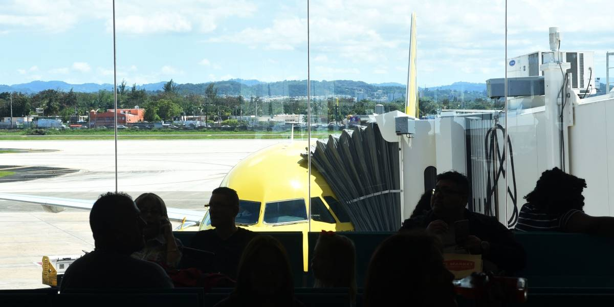 Aún afectado panorama de vuelos hacia Florida