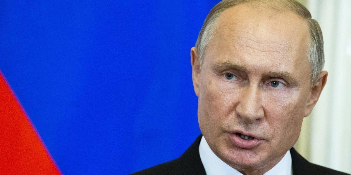 """Putin da pie atrás en tensión con Israel: avión cayó por fuego amigo ante una """"cadena de trágicas circunstancias"""""""